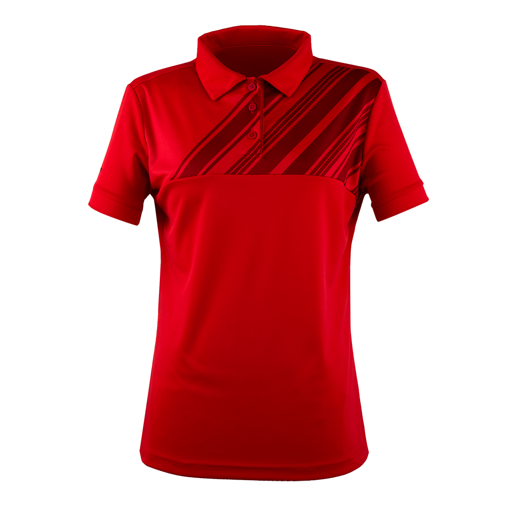 Sak 우먼스 폴로티 4(RED)