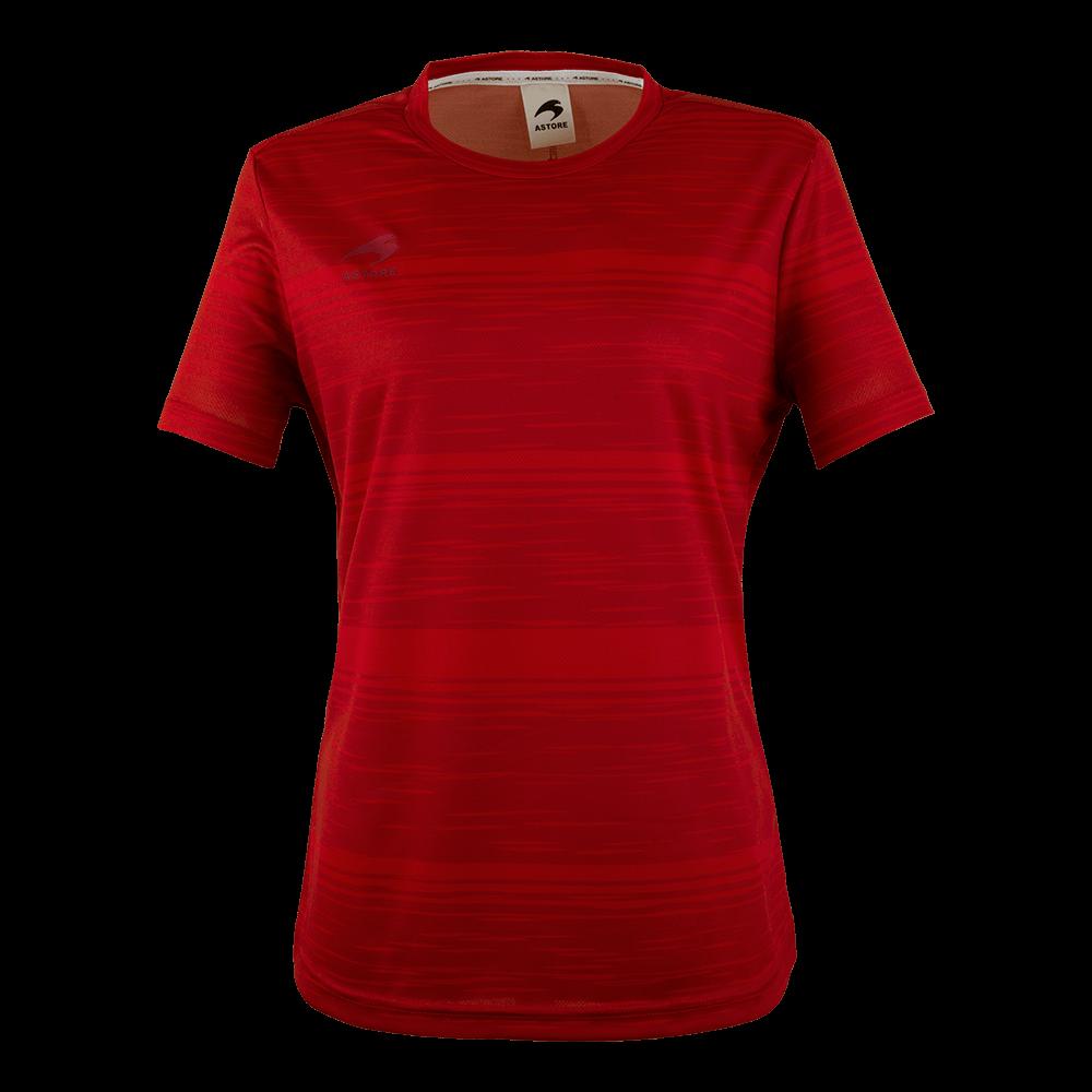 Sak 우먼스 라운드티 1(RED)
