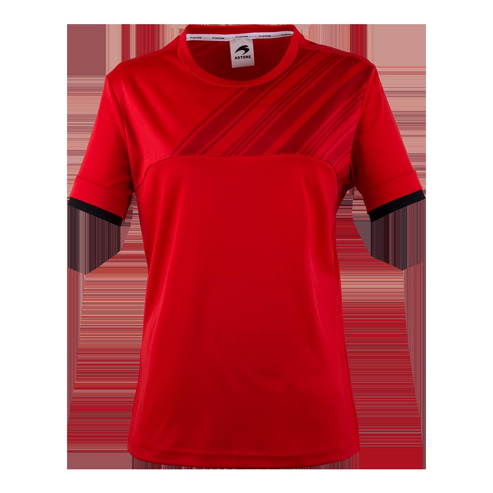 Sak 우먼스 라운드티 3(RED)