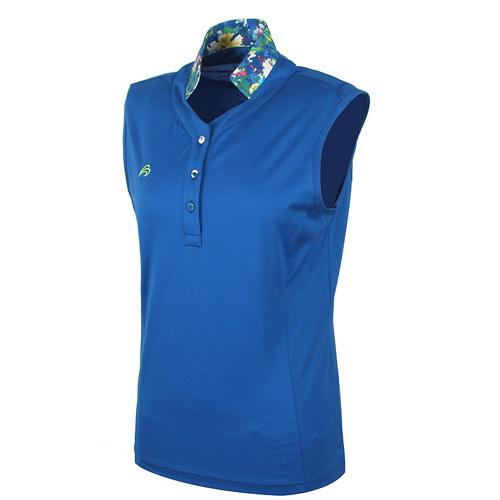 Sak 아스토레 JSG-SSTW10043 골프 캐주얼 민소매티셔츠(RB)