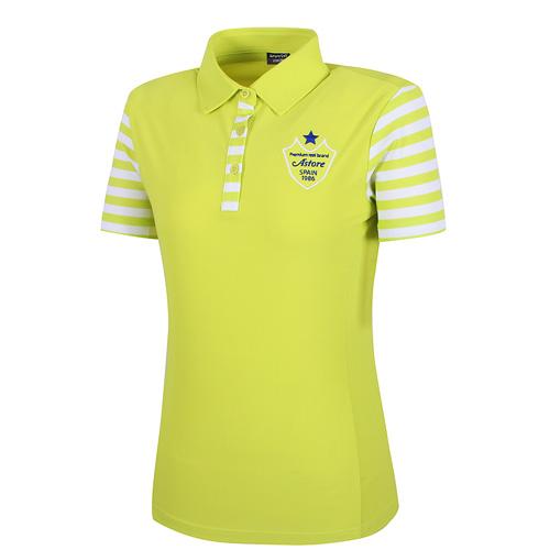 Sak 아스토레 JSG-SSTW10042 골프 캐주얼 전사티셔츠(LM)