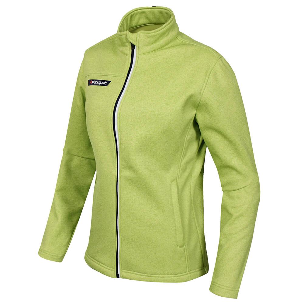 Sak 아스토레 6021(LIM) 골프 캐주얼 여성 본딩 집업 자켓