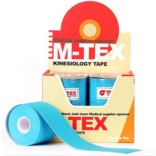 Sak M TEX 기네시오 테이프 5cm(BL)