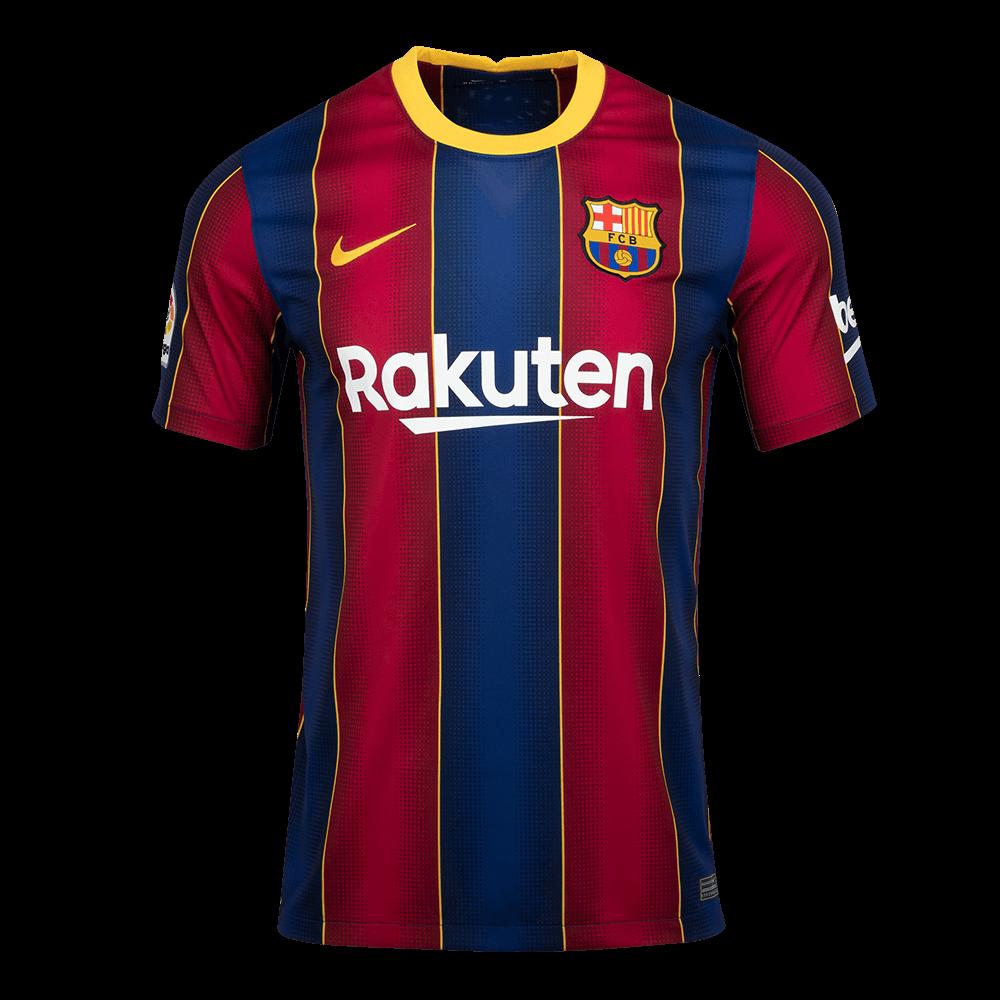 Sak 나이키 FC 바르셀로나 스타디움 저지 홈(CD4232456)
