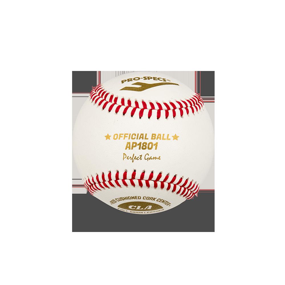 Sak 프로스펙스 정식 게임용 야구공(AP1801)