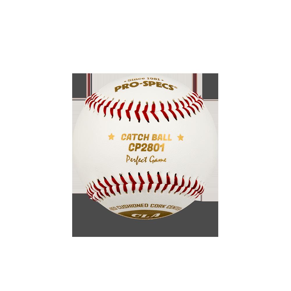Sak 프로스펙스 하드타입 캐치볼용 야구공(CP2801)