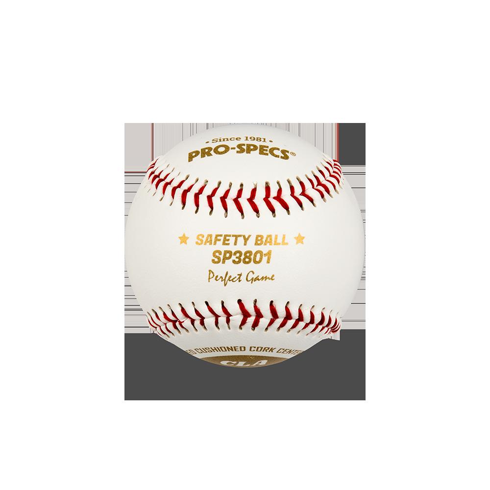 Sak 프로스펙스 소프트타입 캐치볼용 안전 야구공(SP3801)