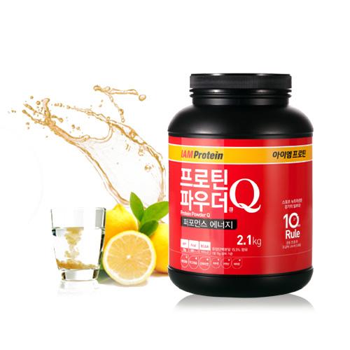 Sak 프로틴 파우더 Q 레몬(2.1Kg)
