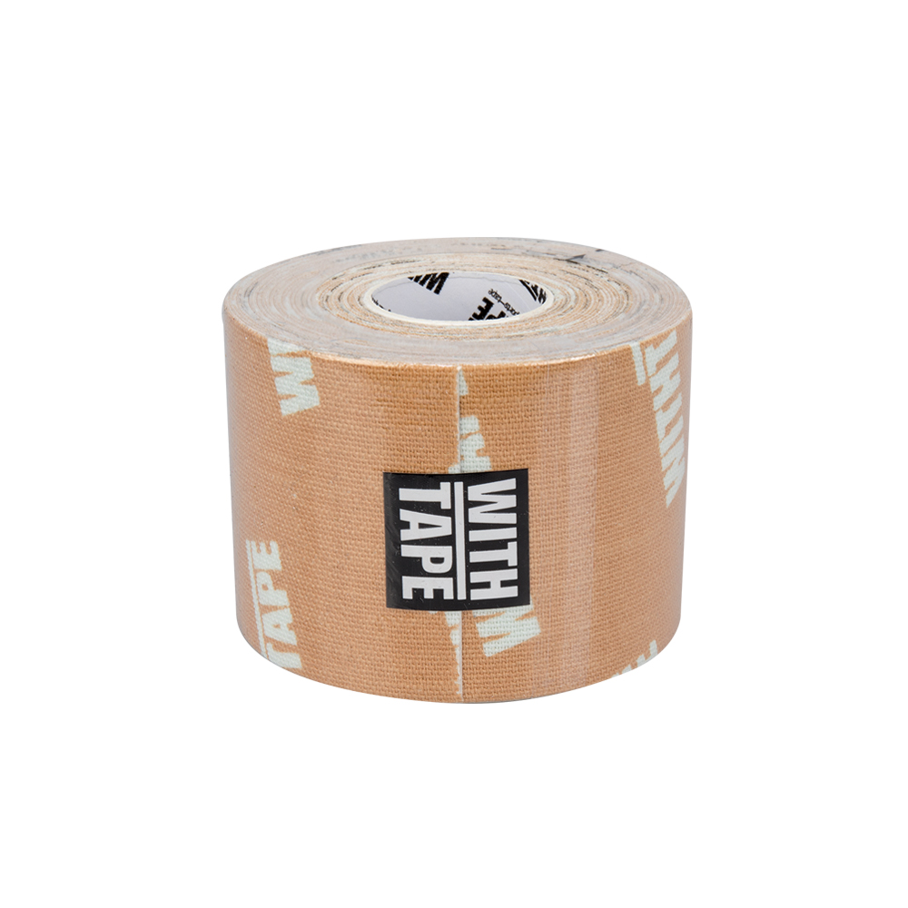 Sak 위드 로고 테이프 5cm(베이지)