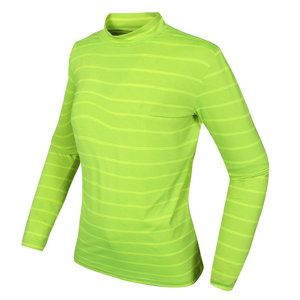 Sak 아스토레 JSGLSTW10059(LM) 골프 캐주얼 쟈가드 이너 티셔츠
