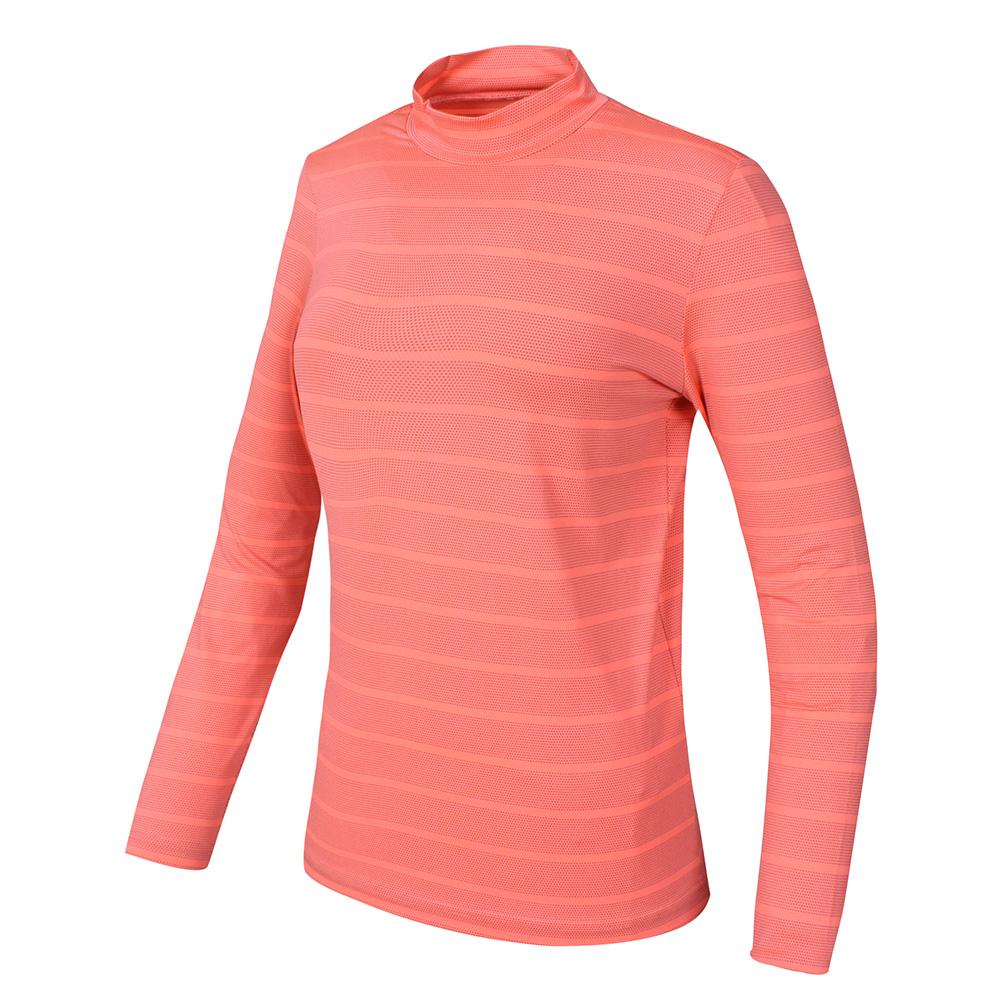Sak 아스토레 JSGLSTW10059(PI) 골프 캐주얼 쟈가드 이너 티셔츠