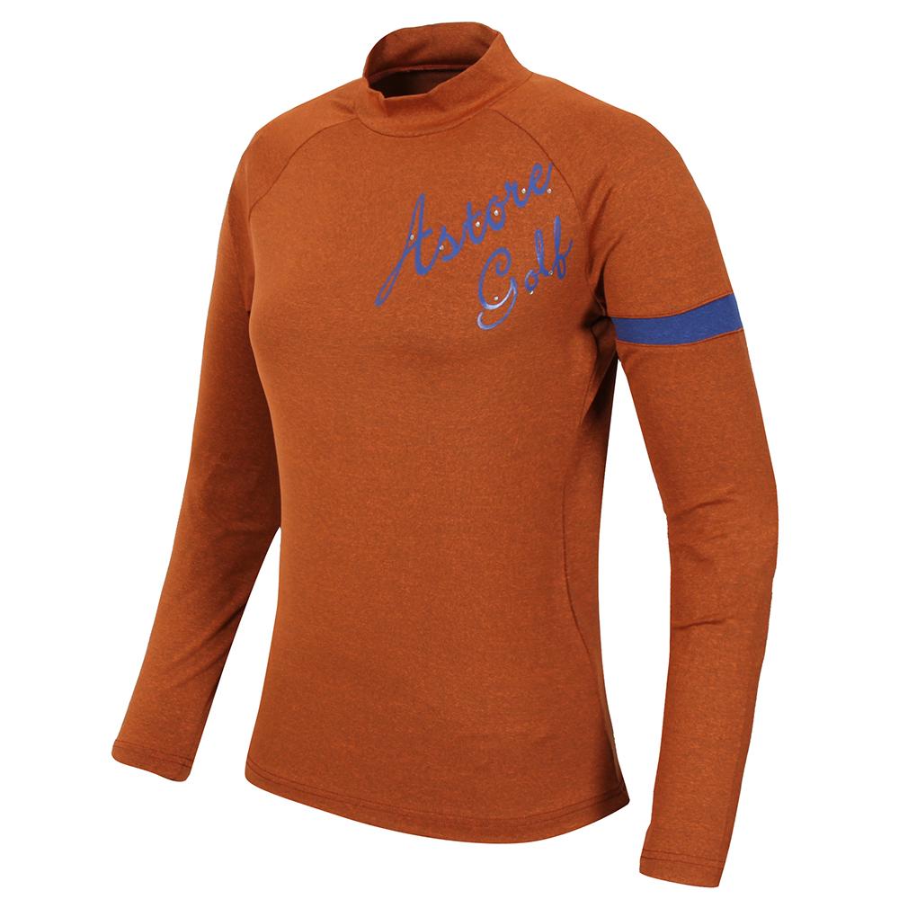 Sak 아스토레 6028(ORG) 골프 캐주얼 여성 폴로티셔츠